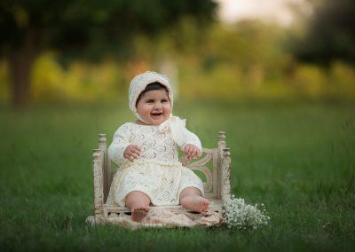 Baby Milestones Photography